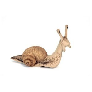 "SNAIL 9""L Plush Toy"