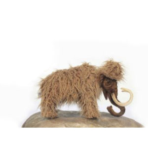 WOLLY MAMMOTH MAMA13.5''L Plush Toy