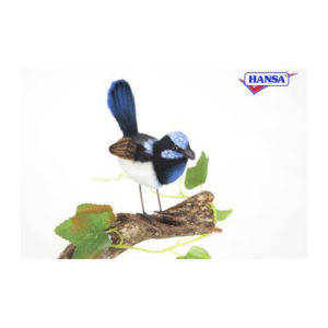 BLUE WREN BIRD (AUSSIE) 3'' Plush Toy