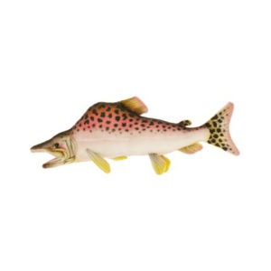 SALMON 16''L Plush Toy