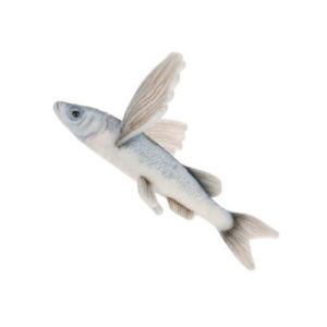 SHARP CHIN FLYING FISH 10''L Plush Toy