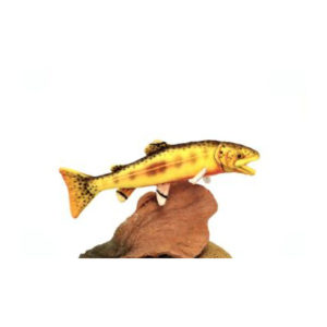 GOLDEN TROUT 14''L Plush Toy