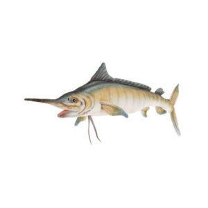 BLUE MARLIN 26''L Plush Toy