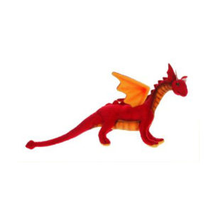 RED DRAGON BABY Plush Toy