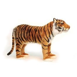 "TIGER SEAT 30""L x 21""H Plush Toy"