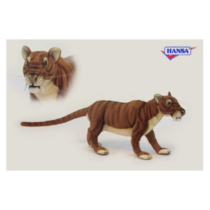 THYLACOLEO 19.5''L Plush Toy