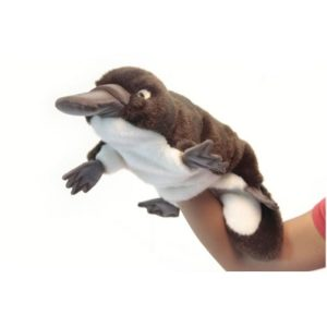 "PLATYPUS PUPPET 19.1""L Plush Toy"