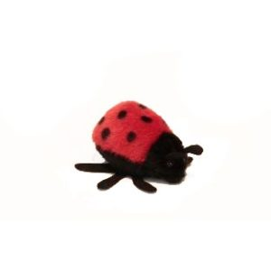 "LADY BUG (Red mini) 3.6""L Plush Toy"