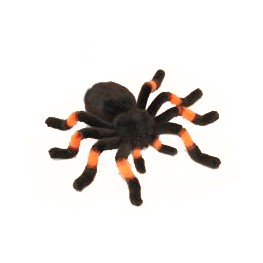 "TARANTULA   11.9""W Plush Toy"