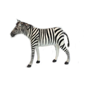 "ZEBRA SEAT 39""L Plush Toy"