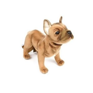 FRENCH BULLDOG STANDING (BEIGE) Plush Toy