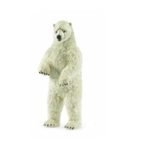 "POLAR BEAR 60""H Plush Toy"