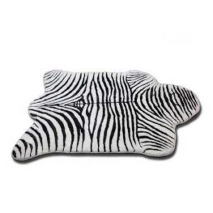 ZEBRA FLOOR RUG Plush Toy
