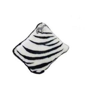 ZEBRA PILLOW 21''L Plush Toy