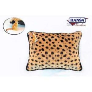 "CHEETAH PILLOW 30 ""L Plush Toy"