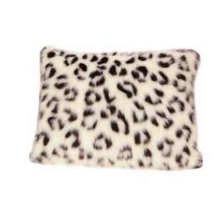 "SNOW LEOPARD PILLOW 30"" Plush Toy"