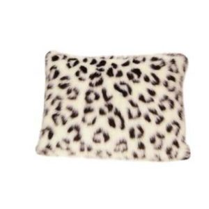 "SNOW LEOPARD PILLOW 20"" Plush Toy"