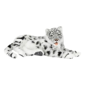 SNOW LEOPARDJAC LYNG24''L Plush Toy
