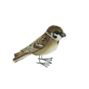"SPARROW  3.6"" L Plush Toy"