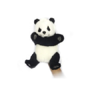 PANDA PUPPET Plush Toy