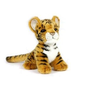 "TIGER CUB 6.5""L Plush Toy"