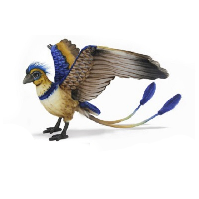 "CONFUCIOUSORNIS 24""H Plush Toy"