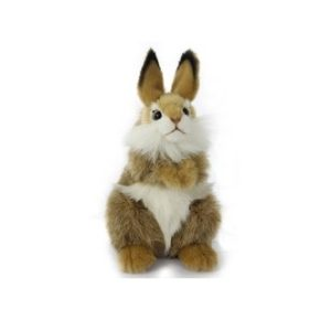 "BUNNY BROWN 9""H Plush Toy"