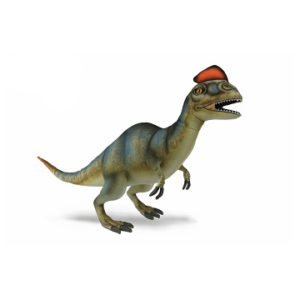 "DILOPHOSAURUS 25""L Plush Toy"