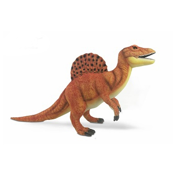 "SPINOSAURUS (YELLOW GOLD) 27""L Plush Toy"