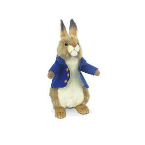 """BUNNY MALE 13""""H Plush Toy"""