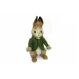 "BUNNY BOY 11""H Plush Toy"