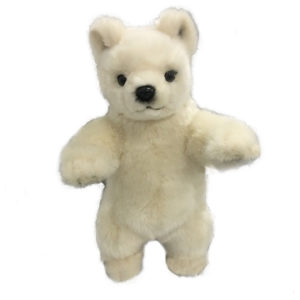 "POLAR CUB 13""H Plush Toy"